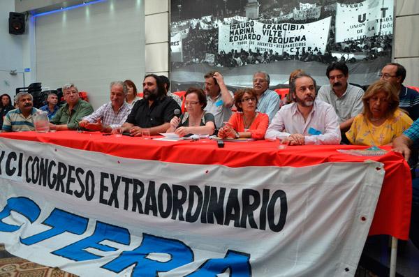 Congreso-CTERA