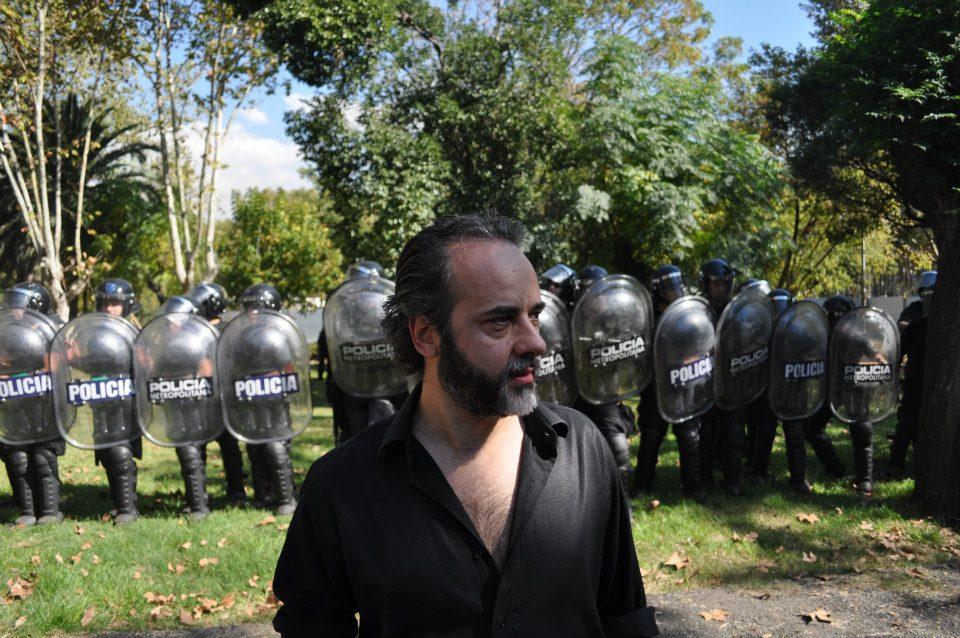 Represión en el Hta. Borda 26/4