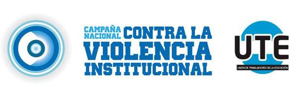 campaña violencia institucional