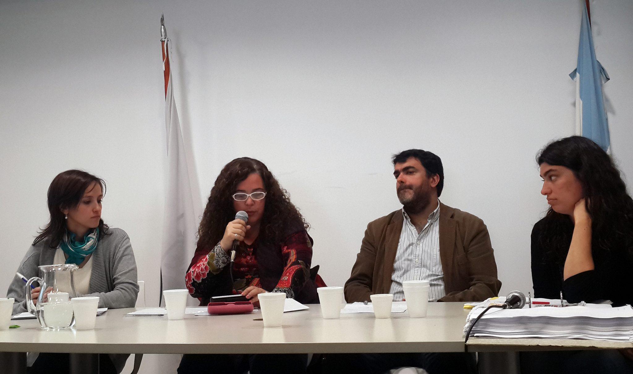 UTE participó de la Mesa de Análisis sobre Infraestructura Escolar de la Comuna 13