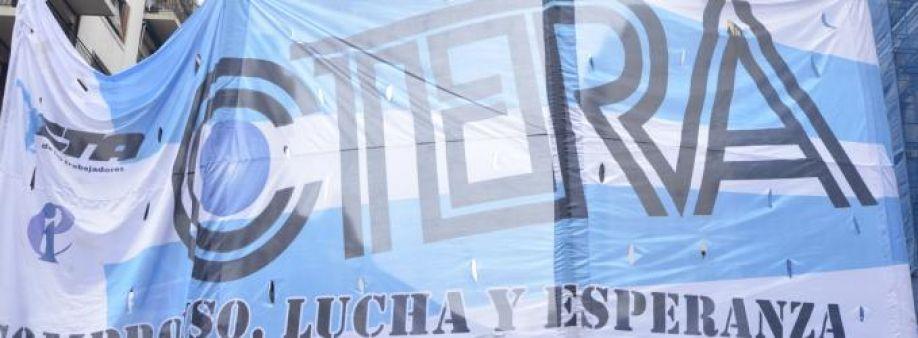 CTERA presentó recurso administrativo en el Ministerio de Educación de la Nación