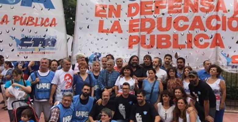 Un triunfo de la resistencia y la lucha de l@s trabajador@s de la educación organizados en CTERA.