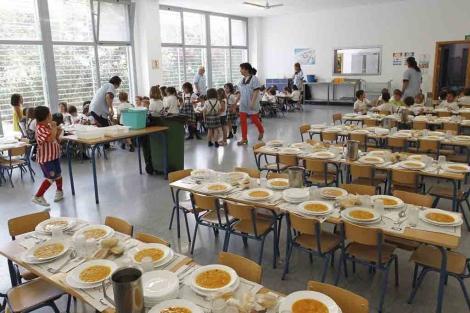 La UTE denuncia irregularidades en el servicio de comedor de ...