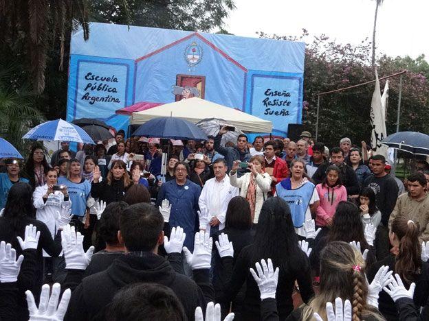La Escuela Pública Itinerante llegó a Chaco
