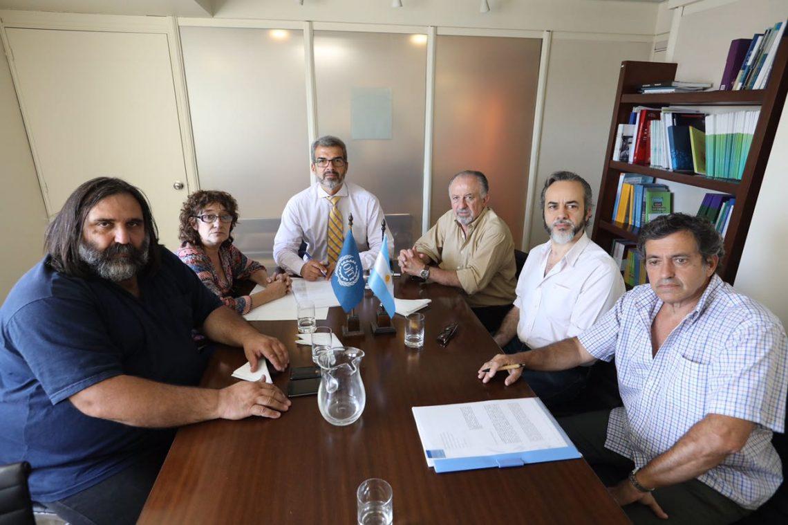 CTERA y CTA ampliaron ante la OIT la denuncia contra el gobierno argentino que efectuaron en el año 2017