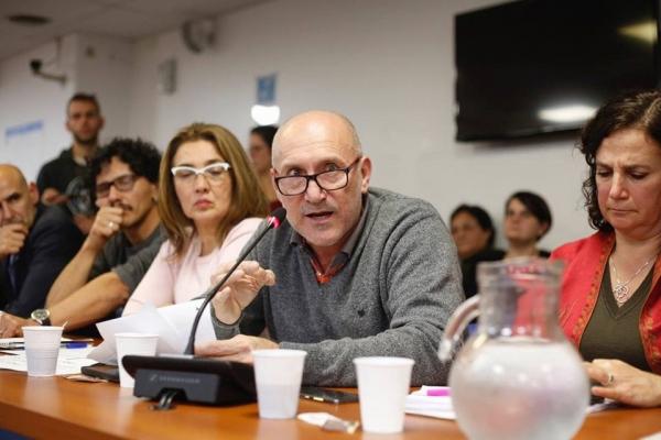 CTERA en la Audiencia Pública en Cámara de Diputados: UniCABA