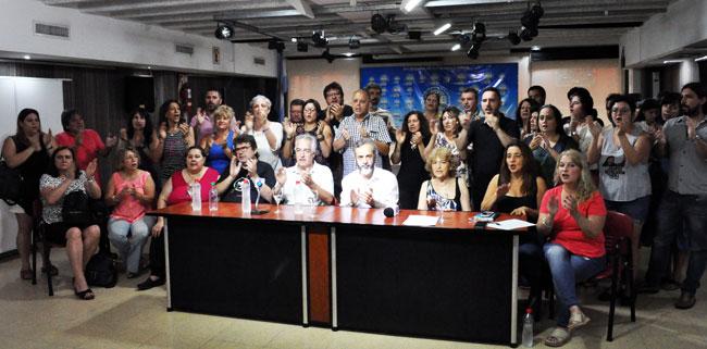 UTE anunció medidas para defender las escuelas que Larreta pretende cerrar