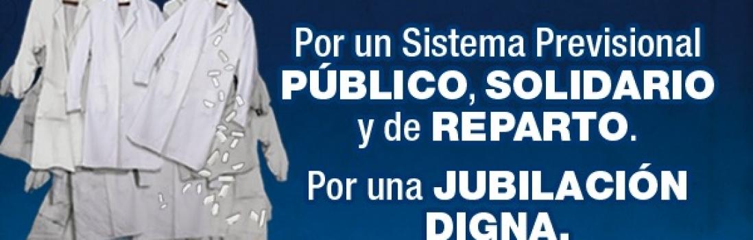 CTERA  rechaza  la  Armonización  del  Sistema  Previsional