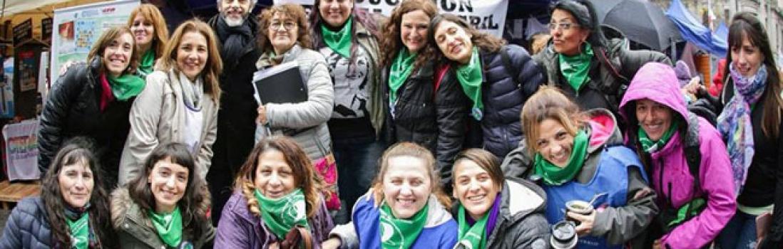 CTERA participó de las audiencias por ley de despenalización del Aborto