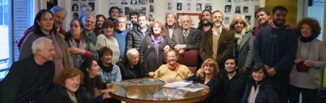 CTERA firmó convenio con Madres de Plaza de Mayo – Línea Fundadora