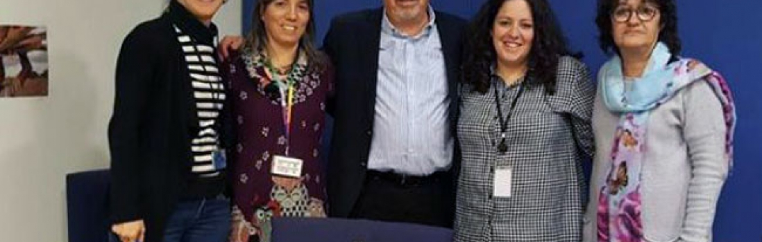 La CTERA se reunió con Parlamento Europeo