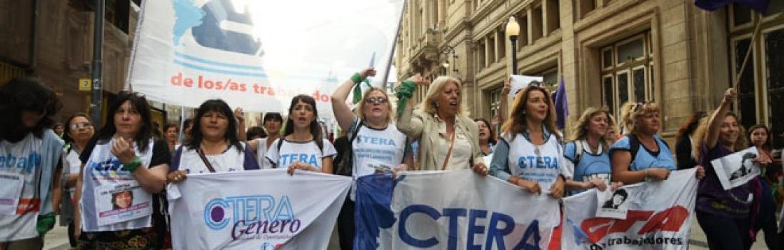 5D Paro Feminista, por Lucía y por todas contra la justicia patriarcal
