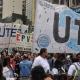 Fue masivo el primer paro nacional docente a la gestión de Macri