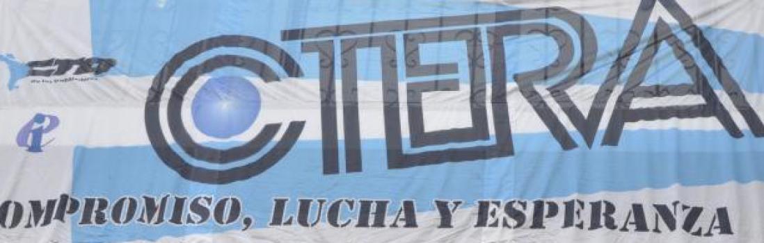 """Posición crítica de CTERA respecto del Plan Maestro que """"promocionan"""" el ministro de Educación y el presidente de la Nación"""