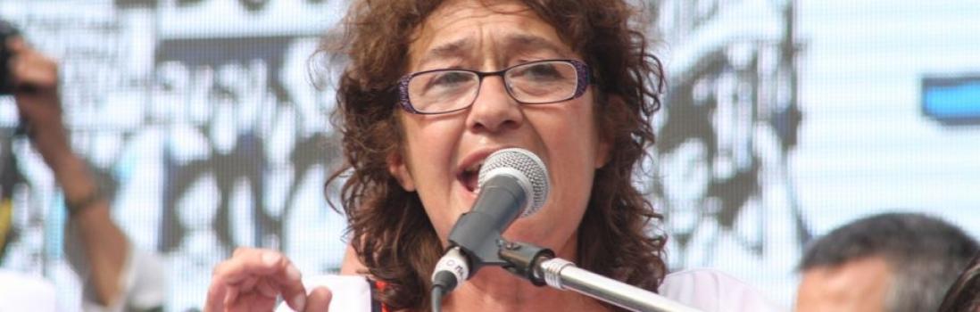 """Sonia Alesso responde a nota """"la escuela debe hablar claro!"""""""