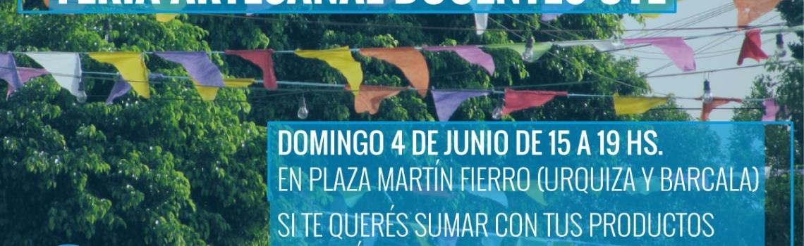 Feria Artesanal Docente UTE