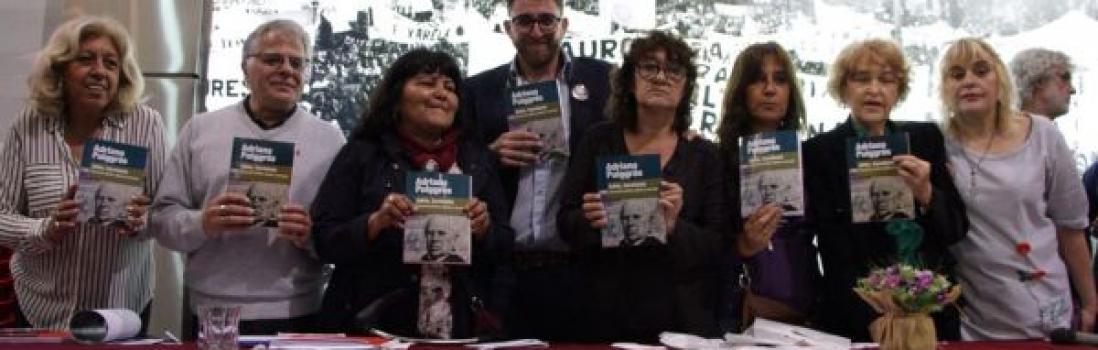 """Presentación en CTERA del libro de Adriana Puiggrós """"Adiós, Sarmiento"""""""