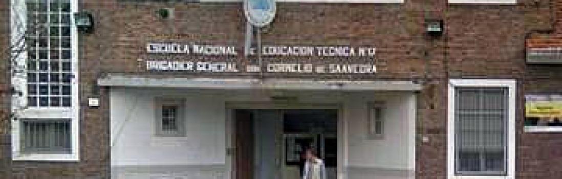 Solidaridad con la comunidad educativa de la Escuela Técnica 17