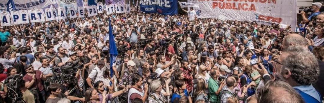 CTERA REPUDIA EL DECRETO QUE MODIFICA LA PARITARIA NACIONAL DOCENTE