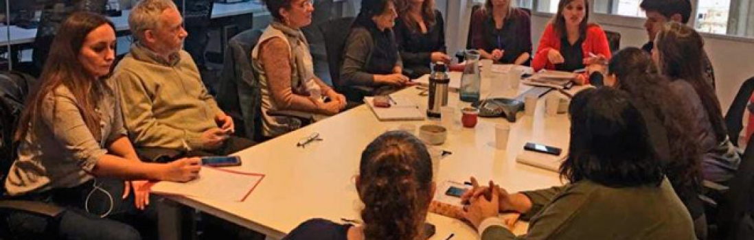 UTE se reunió con la Presidenta de la Auditoría General de la Ciudad
