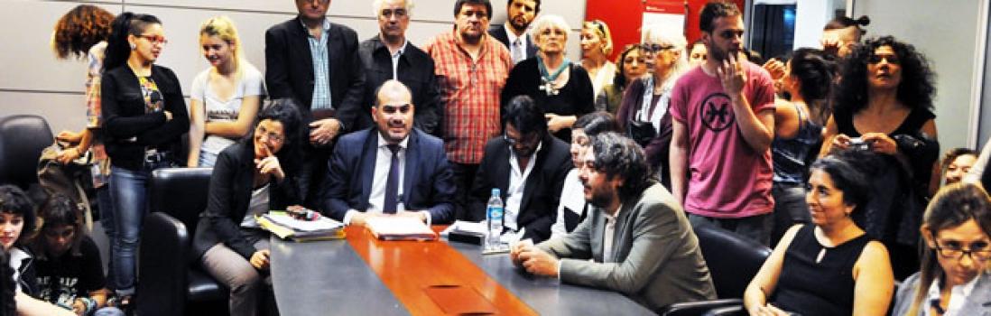 """Audiencia en la Cámara de Apelaciones por la """"Secundaria del futuro"""""""