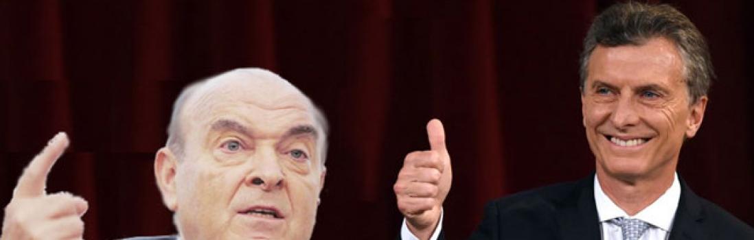 Como Cavallo en los '90, Macri y Pichetto vienen por la jubilación docente
