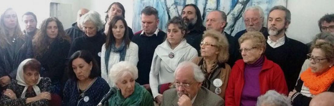 11/08 Movilización por la aparición con vida de Santiago Maldonado