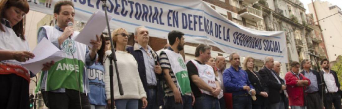 Declaración de la Multisectorial en Defensa de la Seguridad Social ante los anuncios del presidente Macri