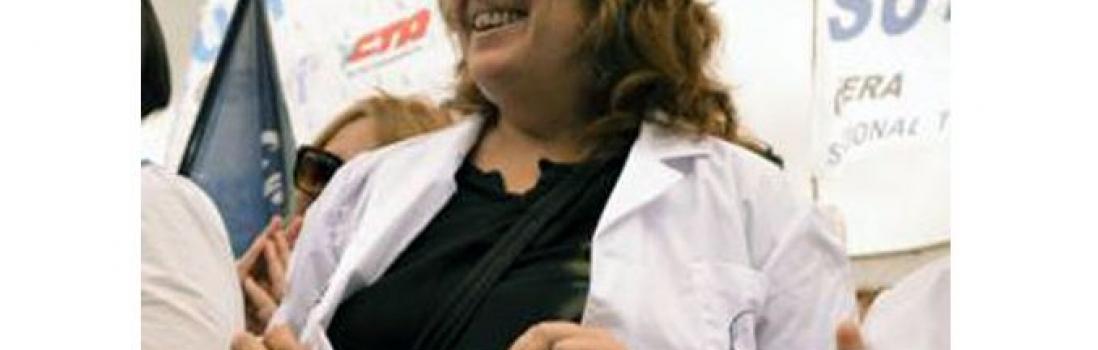 Inmenso dolor por la pérdida de la compañera Laura Ramallo