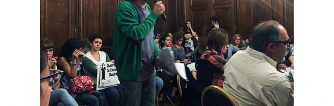 La UTE volvió a la Comisión de Educación por los IFD