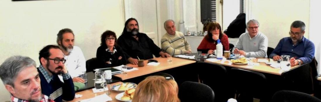 El Plenario de Secretarios Generales de CTERA aprobó un Plan de Acción