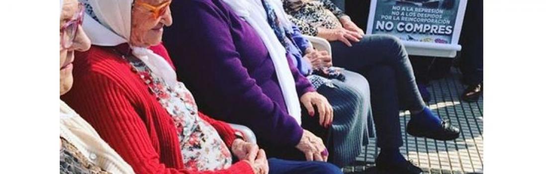 La UTE acompañó a Las Madres ante el atropello del gobierno contra su casa