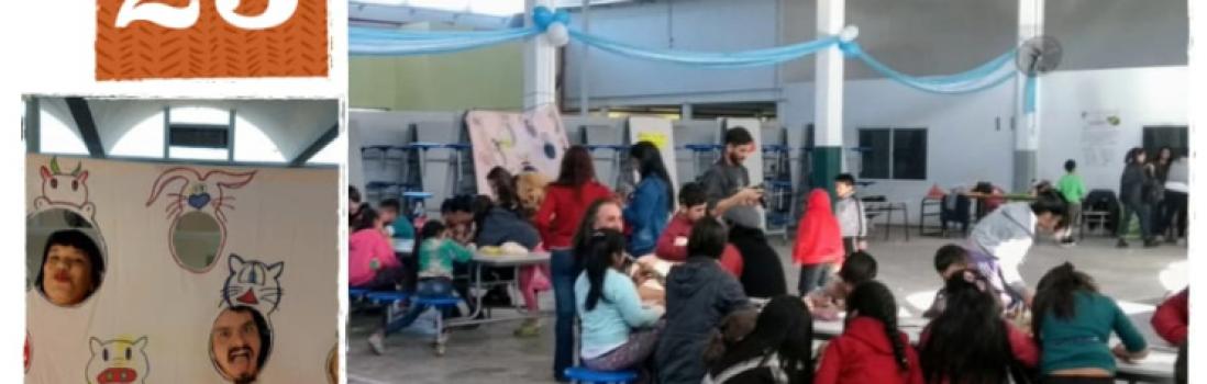 """Jornada de juegos y talleres en """"La Banderita"""
