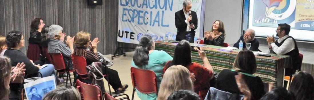 Encuentro Pedagógico de Educación Especial