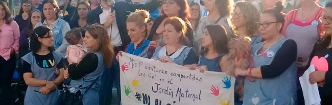 Festival en defensa del Lactario del Hospital Ramos Mejía
