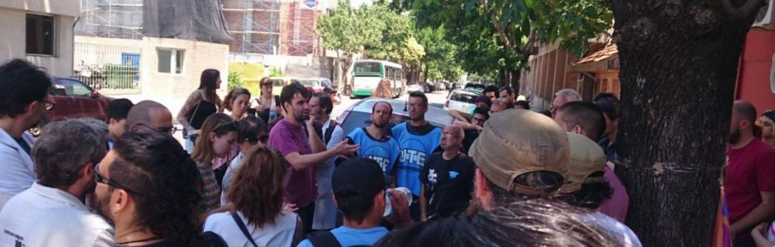 Exigimos la liberación de Susana Vidal