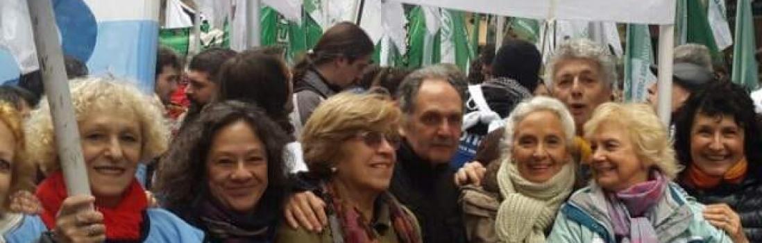 Hasta siempre compañera Patricia Leonor Martinuzzi