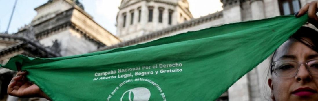 El vendaval feminista y la media sanción de la legalización del aborto