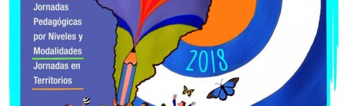 XXIII Congreso Pedagógico 2018 – Inscribite aquí