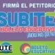 Firmá el Petitorio por el Boleto educativo en la Ciudad