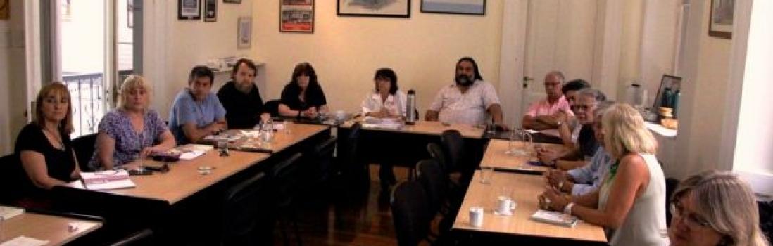 Reunión de la Junta Ejecutiva de CTERA