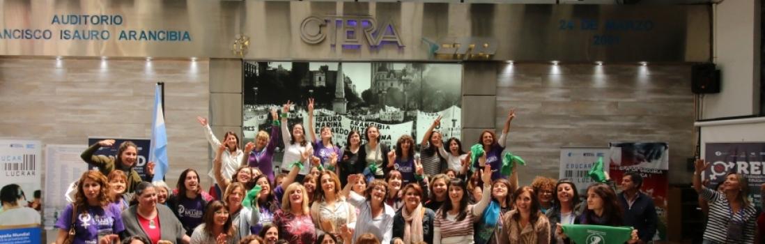Encuentro de Suramérica de Red de Trabajadoras de la Educación organizado por la IEAL