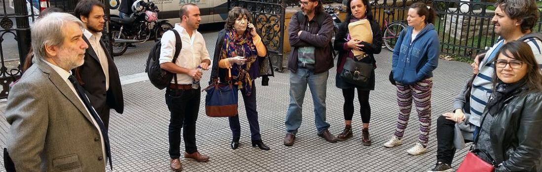 """La PROCUVIN Intervino ante la denuncia del """"Mariano Acosta"""" por intimidación policial"""