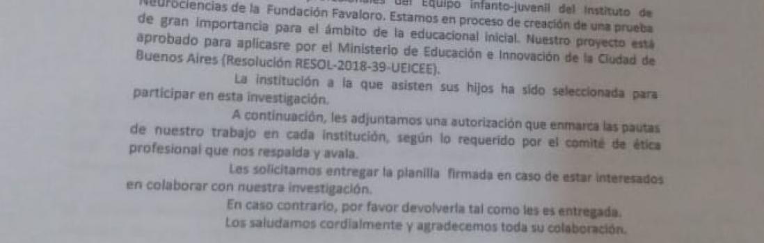 #Larreta con lxs pibxs no