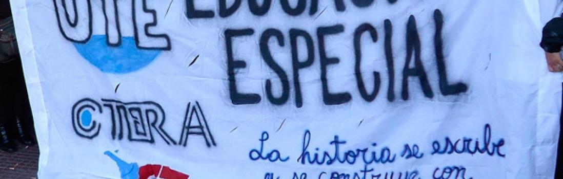 Documento sobre las problemáticas de la Educación Especial en CABA