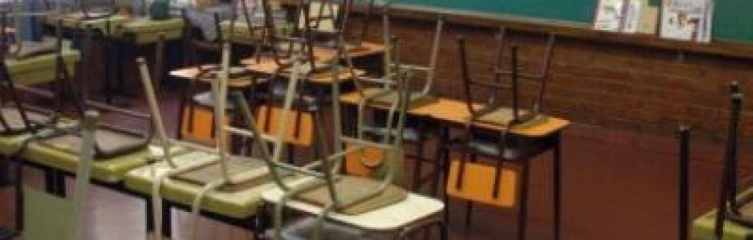 Cobertura de los medios sobre la falta de docentes en la Ciudad