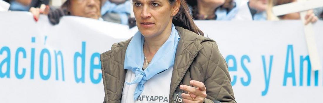 El repudio a Cecilia Pando evitó que llevara su doctrina al aula